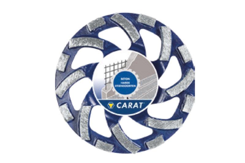 Carat-Slijpkop-CUBD-CLASSIC