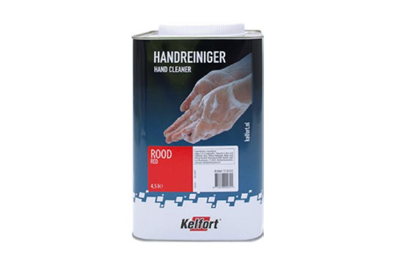 HANDREINIGER-MET-SCHUURMIDDEL