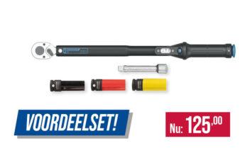 MOMENTSLEUTEL SET TORCOFLEX-UK 3550 LS 4 5-delig