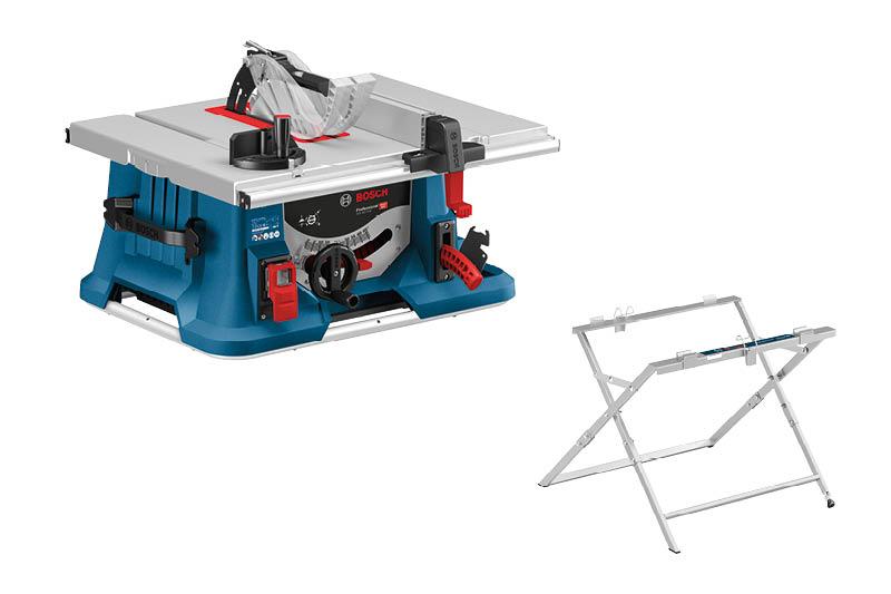 tafelcirkelzaag met onderstel GTS 635-216 + GTA 560